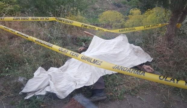 Gece tarlasına giden adam ölü bulundu!