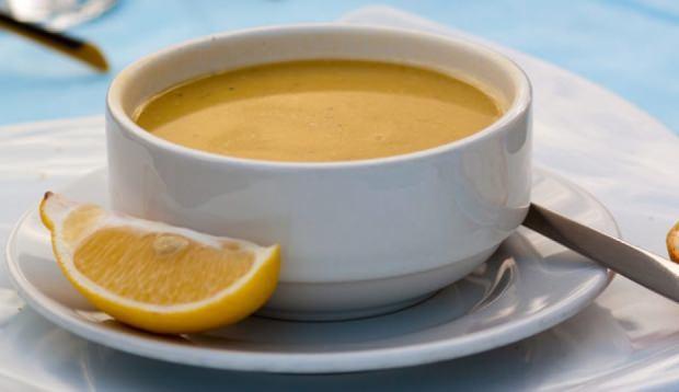 mercimek çorbas