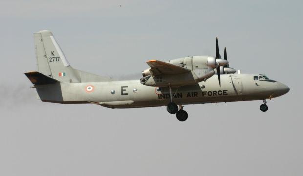 Hindistan'da kaybolan askeri uçakla ilgili yeni gelişme