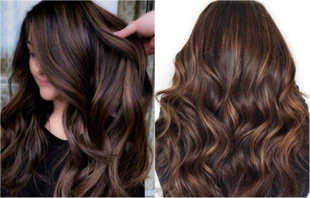 açık karamel saç boyası