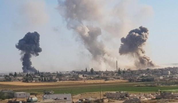 İdlib'te ölü sayısı yükseliyor!