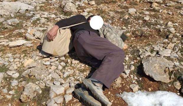 Kaçak avcının uyku numarası tutmadı