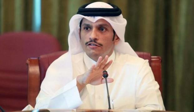 Katar'dan iki ülkeye son uyarı: Bu ilelebet böyle devam edemez
