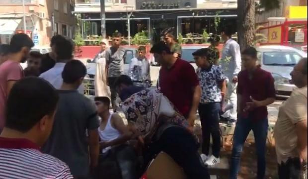 Liseli öğrenciler arasında bıçaklı kavga: 1 yaralı