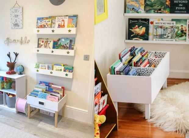 küçük çocuk odası dekorasyon fikirleri