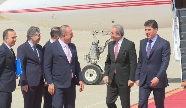 Barzani bizzat karşıladı! Türkiye'den kritik ziyaret
