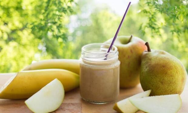 Elmalı ve irmikli muhallebi tarifi