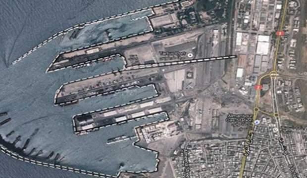 O liman Rusya'ya kiralandı!