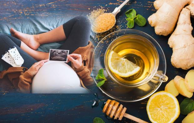 Hamilelikte zencefil çayı