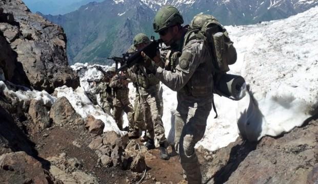 'Pençe'de yeni gelişme! Komandolar PKK'lıları şoka soktu...