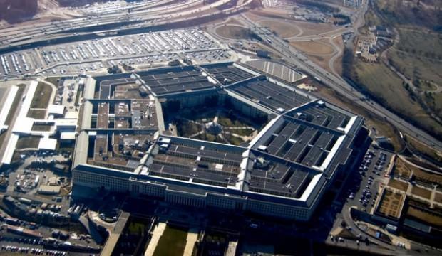 Pentagon açıkladı: Füzeyle düşürdüler