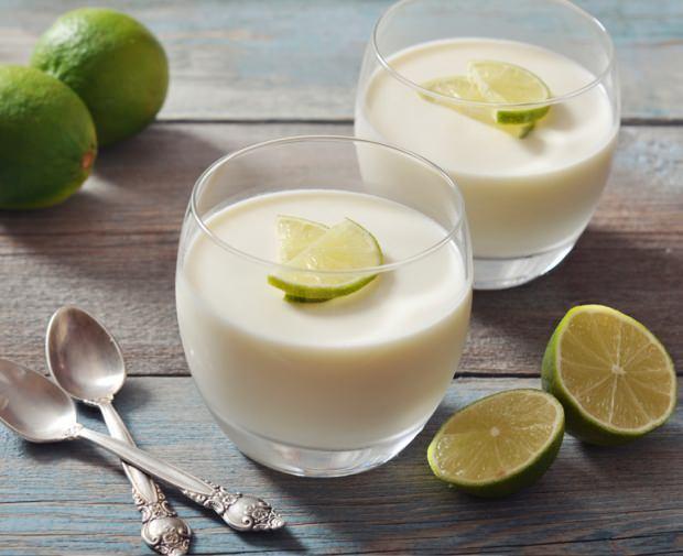 limonlu diyet tatlı tarifi