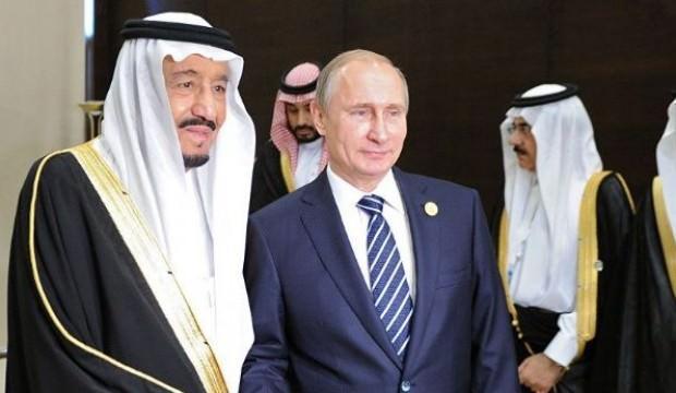 Rusya'dan Suudi Arabistan hamlesi