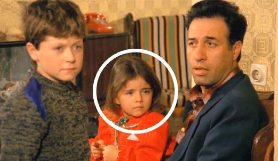 Kemal Sunal'ın Saygılar Bizden dizisinde rol aldığı kız bakın kimmiş?