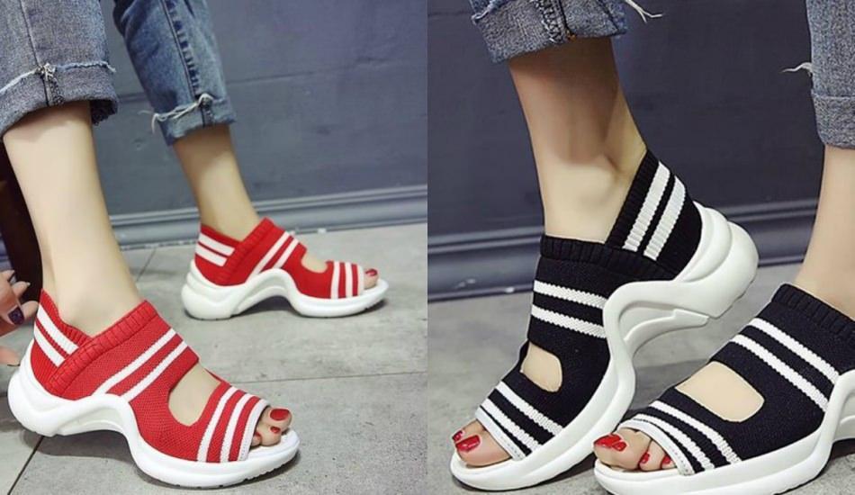 Yaz sezonunun en şık spor sandalet modelleri