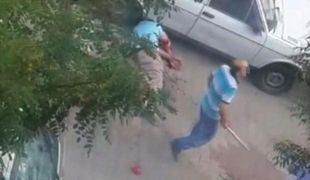 Sokak ortasında 2 kişiyi bıçaklayan 4 şüpheli tutuklandı