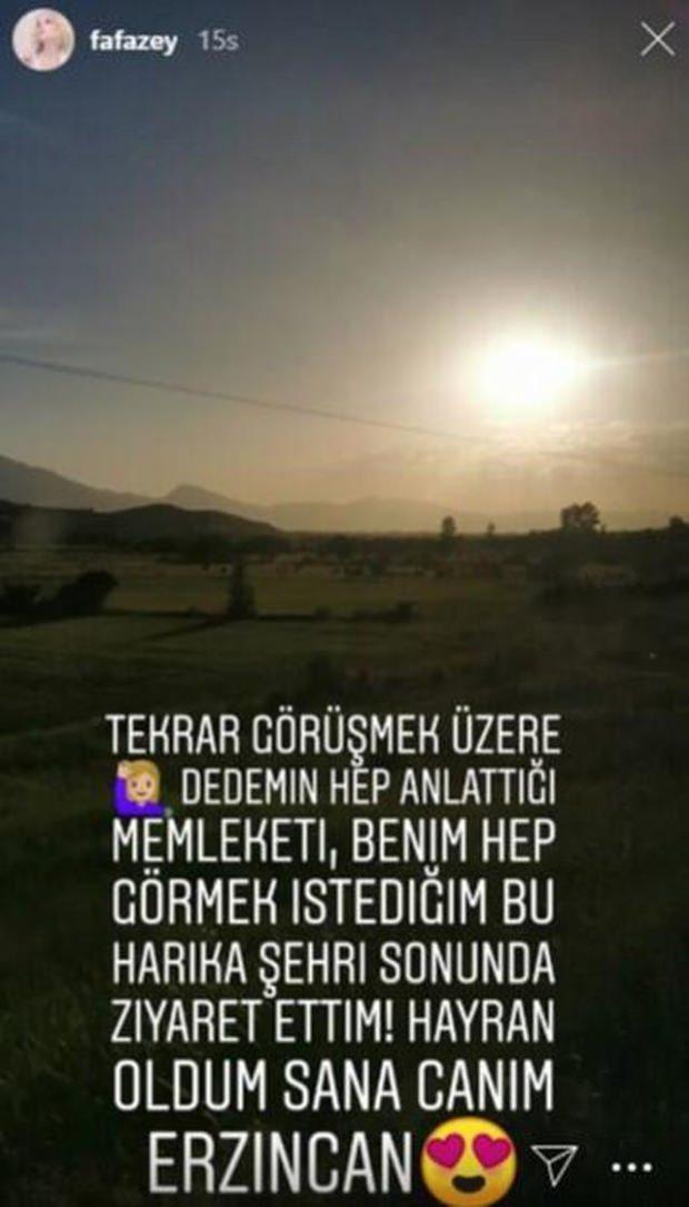 Farah Zeynep Abdullah instagram