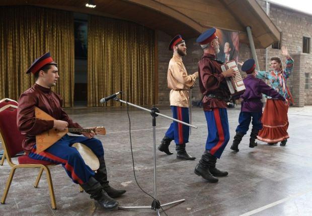 Rus Kazak Korosu Mamak Belediyesi