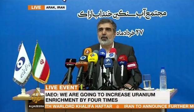 İran tarih verip dünyayı sarstı: 4 katına çıkardık