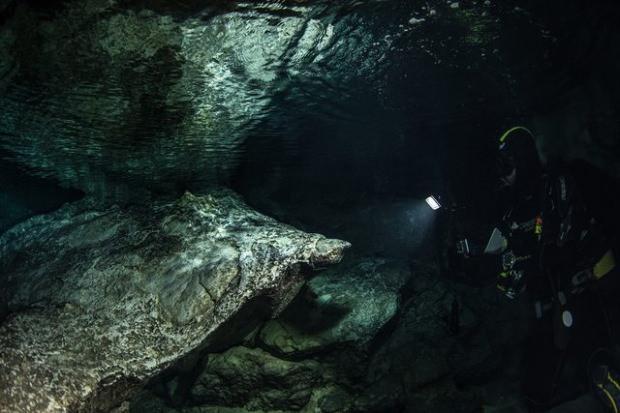 Hatay su mağarası