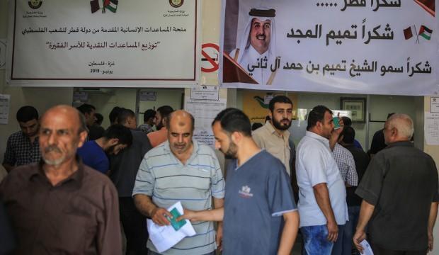 Katar Emiri kesenin ağzını açtı! Bomba görüntüler