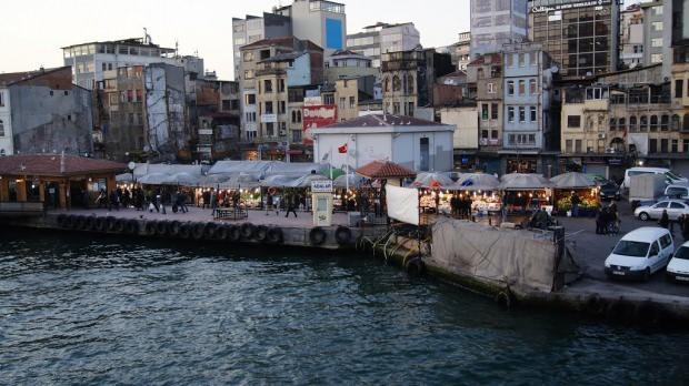 Karaköy Balık Pazarı