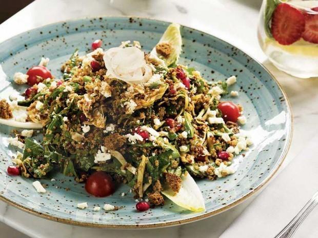 Kinao salatası