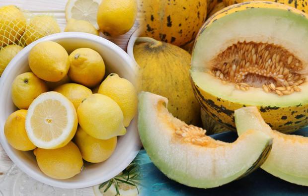 kavun ve limon karışımının inanılmaz etkisi...