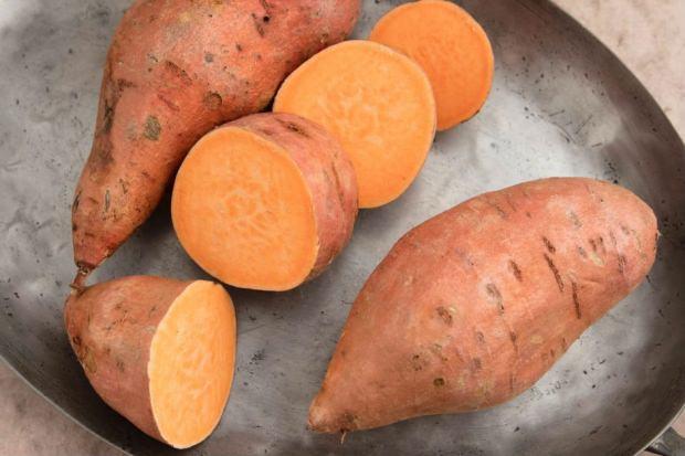 tatlı patatesin faydaları (japon ve kore)