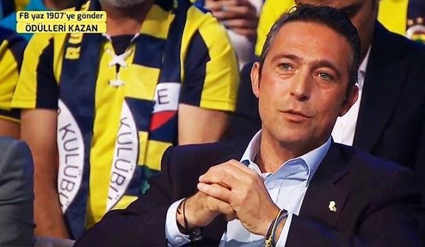 Ali Koç'tan taraftara transfer müjdesi!