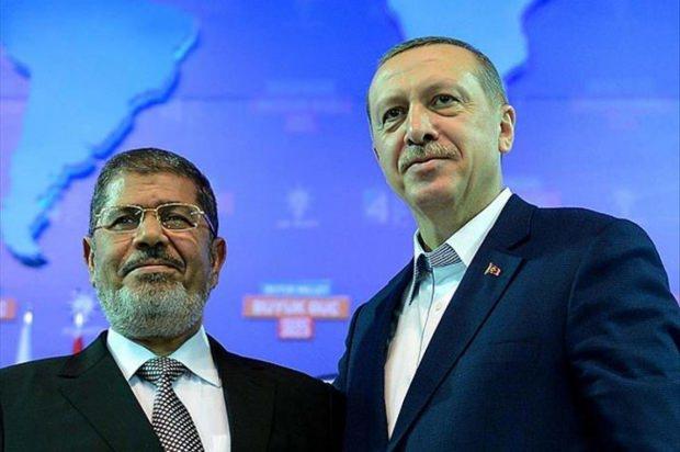 Recep tayyip erdoğan ile muhammed mursi