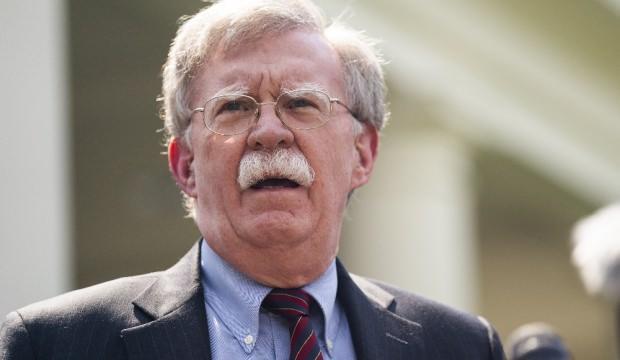 Bolton'dan İran açıklaması! Asla sahip olamayacak...