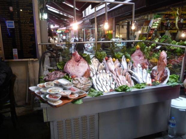 Beyoğlu Balık Pazarı