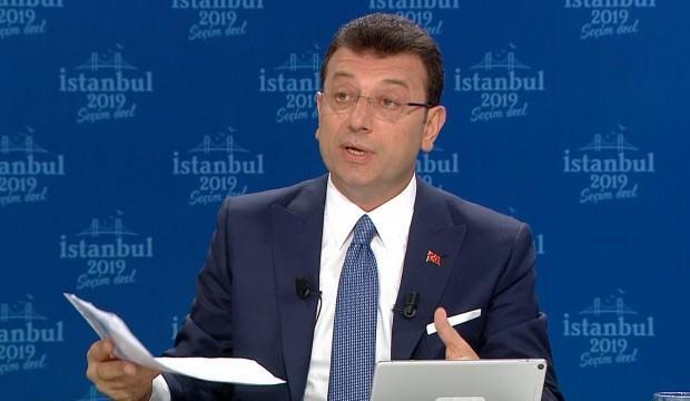 CHP'nin adayı İmamoğlu'nu köşeye sıkıştıran 'vaat'