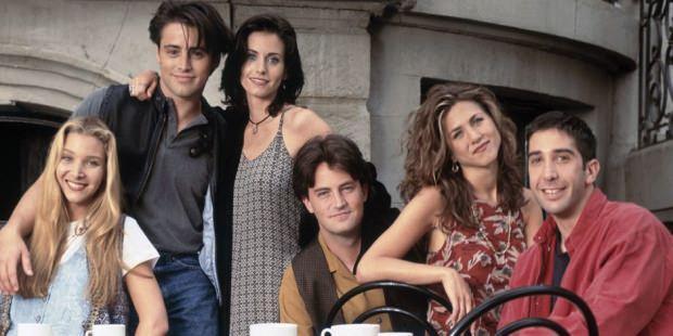 Friends dizisi oyuncuları