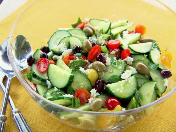 Doyurucu diyet salata tarifleri