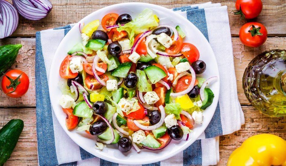 Hangi salatada kaç kalori var? Düşük kalorili doyurucu salata tarifleri