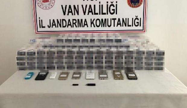 Kaçakçılara eş zamanlı baskın: 15 gözaltı