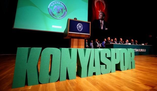 Konyaspor açıkladı! 'Sözleşmemiz sona ermiştir'