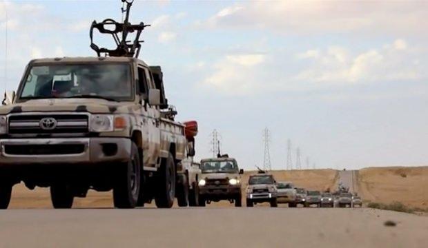 Libya'da kapsamlı saldırı başlatıldı!