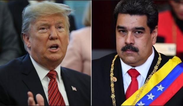 Maduro, Trump'ı bezdirdi!