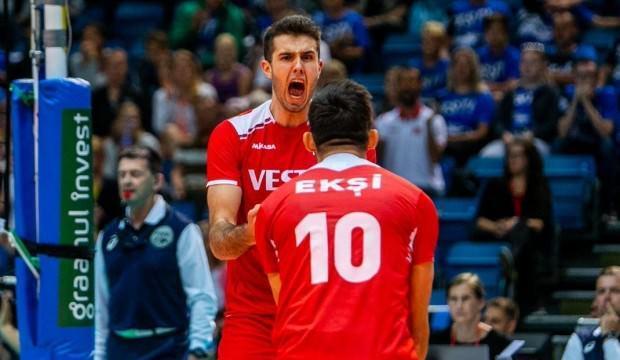 Milli Takım Avrupa şampiyonu!