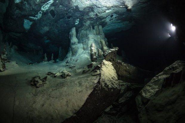 Su Mağarası