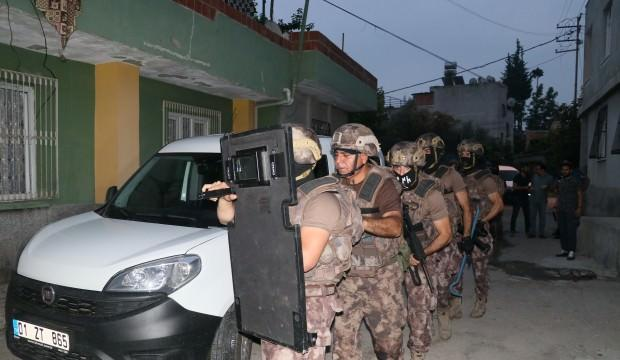 PKK'lı teröristlere şafak baskını! Hepsi yakalandı