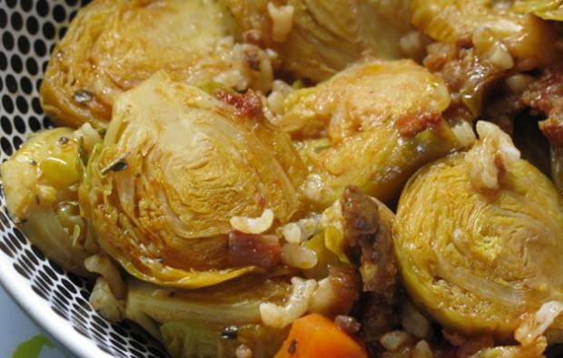 brüksel lahanası nasıl pişirilir