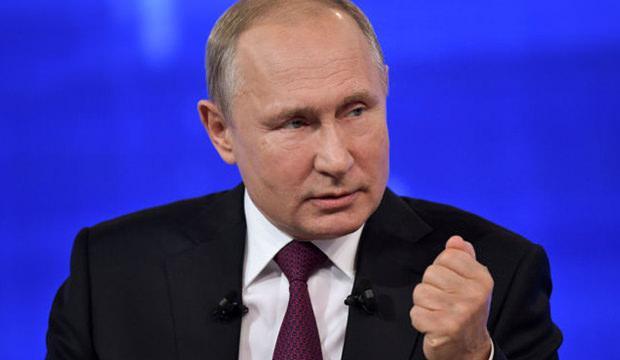 Putin dünyaya ilan etti: Türkiye ile birlikte yapacağız