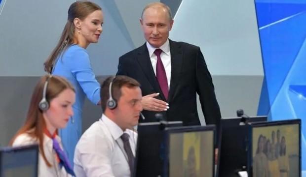 Putin'den Huawei açıklaması