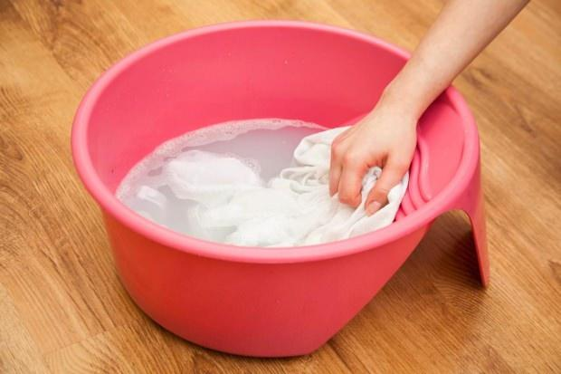 Çamaşır suyu yerine etkili çözüm