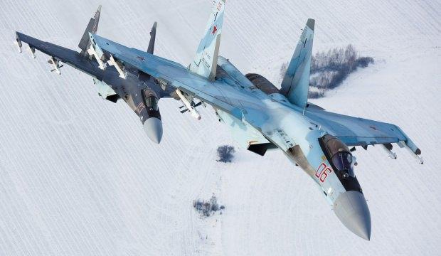 Rusya'dan kritik hamle! Kırım'a Su-35S gönderiyor