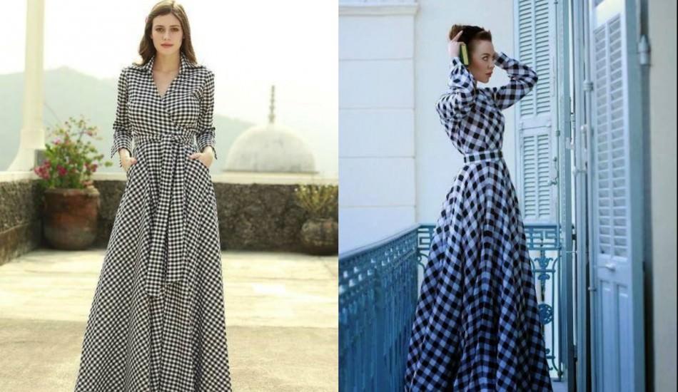 Sezonun en trend pötikare elbise modelleri